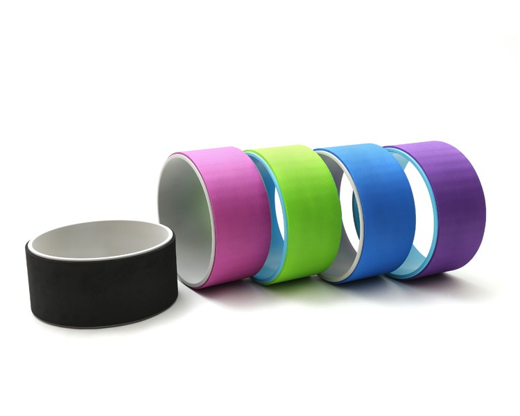 High Quality Eco-Friendly Yoga Wheel For Yoga Exercise