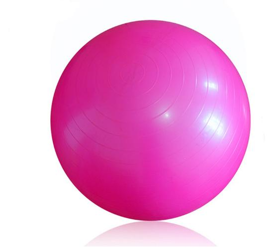 Yoga Exercises Usage and 75 cm Size Exercises ball