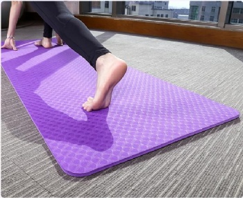 High quality tpe yoga mat custom private label