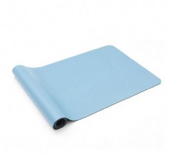High quality eco-friendly natural rubber PU yoga mat