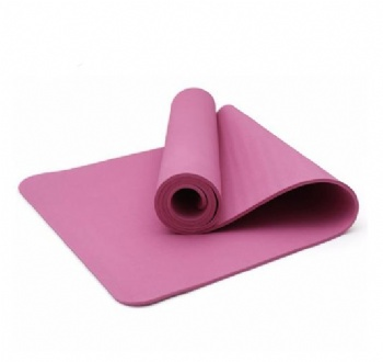 Anti-fatigue PVC yoga mat/organic yoga mat