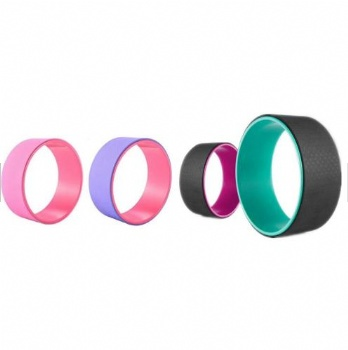 Wholesale fashionable high quality abs yoga wheel