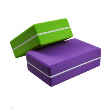 Environmental Yoga Brick Eco Friendly EVA Yoga Block