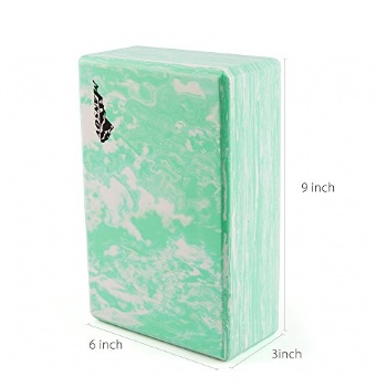 Eco Friendly  High Density extra large yoga blocks