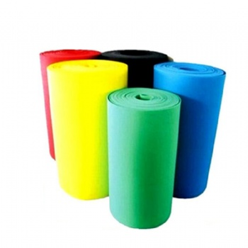 EVA Material and As customer''s request Thickness PE foam roll