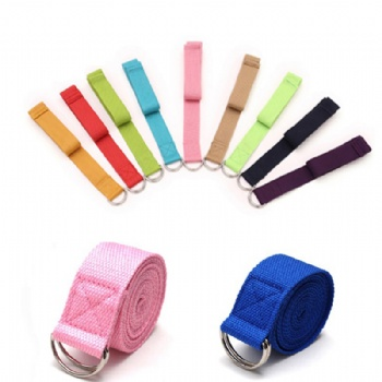 ECO Non-slip Exercise Workout Elastic Yoga Stretch Strap