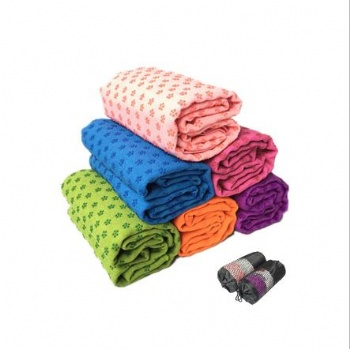 China Factory Cotton Mini Travel Microfiber Yoga Towel